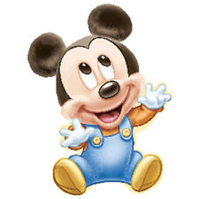 BABY MICKEY MOUSE 1st BIRTHDAY BALLOON FIRST PARTY SUPPLY DECORATION FAVOR PRIZE