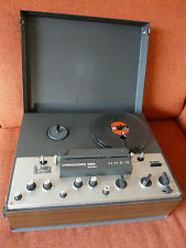 Uher Variocord 263 stereo 4 track tapedeck reel to reel tape recorder