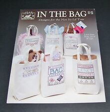 JEAN FARISH COUNTED CROSS STITCH PATTERN LEAFLET IN THE BAG GIFTS #39 OOP 1988