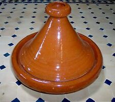 Moroccan Cooking CeramicTagine Tajine Chicken Tangine Tanjine Small  Lead Free