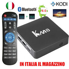 KM8 2GB 16GB Amlogic S905X Android 6.0 TV Box Dual WiFi BT4.0 H.265 Kodi 17.0