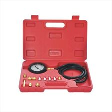 New Car Truck Engine Oil Pressure Tester Tool Kit Diesel Gauge Adapter Test Set