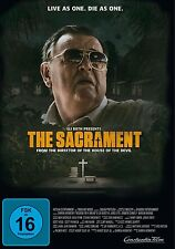 THE SACRAMENT - Joe Swanberg  DVD NEU