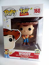 FUNKO POP ! Figurine pop spécial anniversary DISNEY TOY STORY Woody n° 168