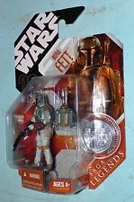 STAR WARS HASBRO 30TH ANNIVERSARY BOBA FETT SAGA LEGENDS MOSC