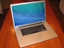 "17"" Apple Macbook Pro 3.06 GHz + 4 GB RAM + Anti-Glare Hi-Res Screen + EXTRAS!!"