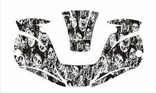 MILLER digital ELITE 257213 titanium WELDING HELMET WRAP DECAL 1600 9400 welderZ