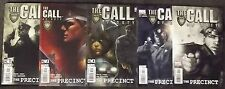 THE CALL OF DUTY: THE PRECINCT (2002) #'s 1, 2, 3, 4, 5 COMPLETE SET