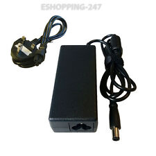 FOR HP G42 G50 G56 G61 G62 G70 G71 Laptop Battery CHARGER + POWER CORD F122