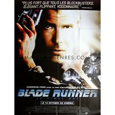 BLADE RUNNER Movie Poster  47x63 in. French - R2015 - Ridley Scott, Harrison For