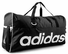 Adidas Linear Performance Holdall School Shoulder Bag Duffel Gym Sports Bag -NEW