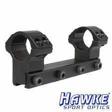 "Hawke One Piece 9-11mm High Match Mounts for 1"" 25mm Air Gun or Rifle Scopes"