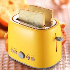 NEW Homemade 2-Slice Toaster Breakfast Machine  680W 220V