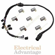 Transmission Master Solenoid Kit Set W/ Wire Harness VW JETTA 95-04 01M O1M NEW