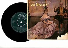 "The King and I.Whistle a Happy Tune, Hello Young Lovers 7"" vinyl EP (7v868)"