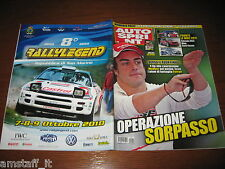 AUTOSPRINT 2010/40=RALLY LOEB 7°IRIDE=WRC 2011 CITROEN/MINI/FORD FIESTA=