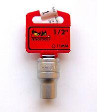 Teng Tools M1205116-C 11mm 1.3cm Antrieb 6 Spitze Metrisch Regulär Steckdose