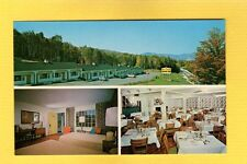 Shelburne,NH New Hampshire, Town and Country Motor Inn overlooking Golf Course