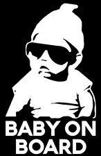 Baby on Board Carlos The Hangover Cute Funny Kids Humor Decal Vinyl Sticker