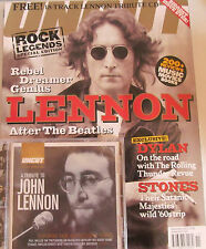 UNCUT MAGAZINE November 2002 A free Tribute to John Lennon CD After Beatles
