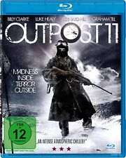 Outpost 11 ( Sci-Fi-Thriller BLU-RAY ) mit Bernard Hill, Luke Healy, Billy Clark