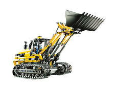 Motorized Excavator Retired Rare Technic Model 1123Pcs - MOC 8043 DHL Delivery