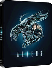 Aliens: 30th Anniversary Edition (Steelbook) BRAND NEW BLU-RAY