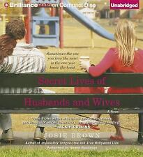 Secret Lives of Husbands and Wives, Brown, Josie, Very Good Book