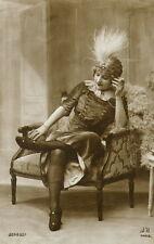 Stock dominio público 3 DVD 2500+ Burlesque Retro risque francés Postal 1901 2015