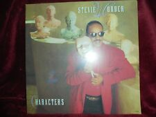 Stevie Wonder - Characters (1987) 6248ML (unopened in original packaging)