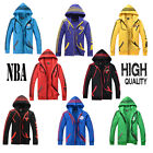 New Style NBA Teams Pure Cotton Flocking Hoodies Sport Jackets Size M-XXL RRP$99