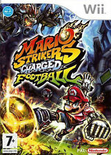 Mario Strikers Charged Football (Wii), Very Good Nintendo Wii, Nintendo Wii Vide
