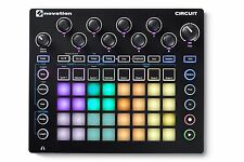 Novation Circuit Groove Box Drum Machine DAW Synth Controller + Ableton Live