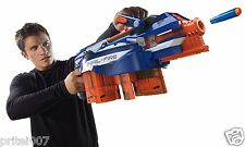 New NERF N-STRIKE Elite HAIL FIRE Blaster GUN *Free 24 Elite Darts* KIDS TOYs