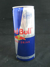 "Red Bull "" THE ORIGINAL"" :new edition,empty  can of energy drink, 250ml, israel"