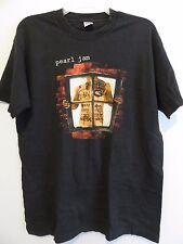 VTG 1990's Pearl Jam Window Pain Concert Tee Men's T-Shirt SZ-XL USA Made