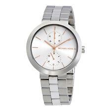Michael Kors Garner Silver Dial Ladies Watch MK6407