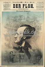 Richard Wagner rheinnixen el rey Luis judíos escuela Tomassich K & K de la pulga 0008
