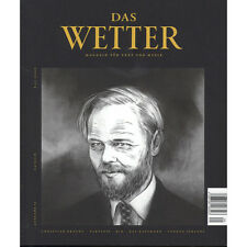 Das Wetter - Ausgabe 10 - Herbst 2016 -  Christian Kracht Cover De