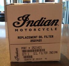 Genuine Indian Motorcycle Thunderstroke Engine Oil Filter