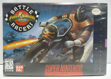 POWER RANGER ZEO BATTLE RACERS - SUPER NINTENDO SNES NTSC USA VERSION BOXED