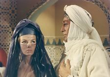 MICHELE MERCIER JEAN-CLAUDE PASCAL ANGELIQUE ET LE SULTAN 1968 VINTAGE PHOTO #3