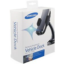 ORIGINALE Samsung Galaxy nota 5, S6 S5 S4 S3 Culla Auto Veicolo Dock Window Mount
