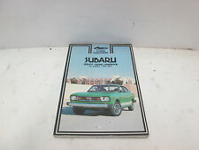 CLYMER SUBARU SERVICE MANUAL HANDBOOKS ALL MODELS
