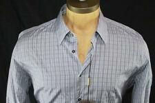 AUTH Gucci Men Classic Fit Long Sleeve Shirt 17 43