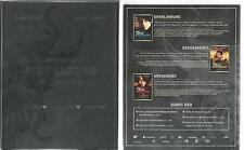 Die komplette Stieg Larsson Millennium Trilogie / 4-Disc-Box / Blu-Ray