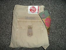 JAPAN RAGS MENS PH BOMB BROWN CARGO STYLE JEANS SIZE 30 - L32 - BNWT- FREE U KPP