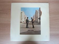 PINK FLOYD - Wish You Were Here 1983 Korea Vinyl LP INSERT