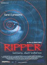 RIPPER - LETTERA DALL'INFERNO - DVD (USATO EX RENTAL)