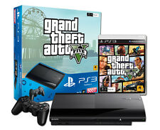 Limited Edition 500GB Black Grand Theft Auto V PS3 Console + 2 GAMES AUS *NEW!*